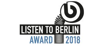LISTEN TO BERLIN: AWARD
