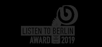 LISTEN TO BERLIN: AWARD